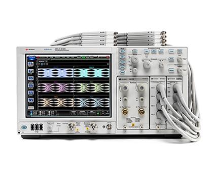 wide band oscilloscopes