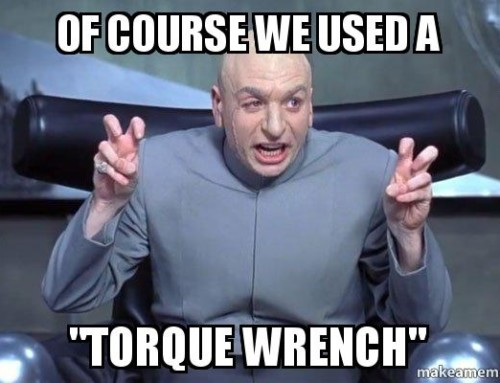 Torque & Your Safety